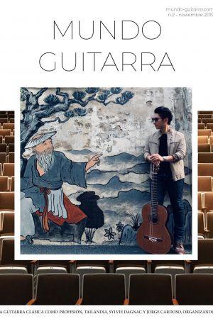Revista Mundo guitarra gratis!