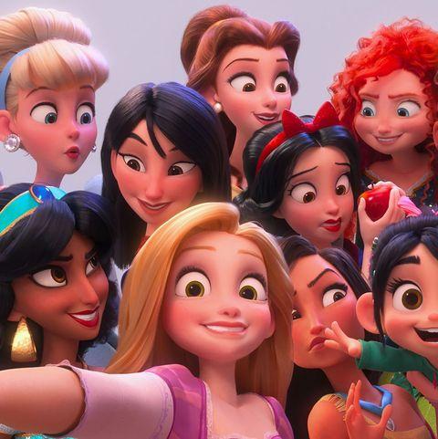Recopìlación de muñecas Princesas Disney en oferta (Hasbro)