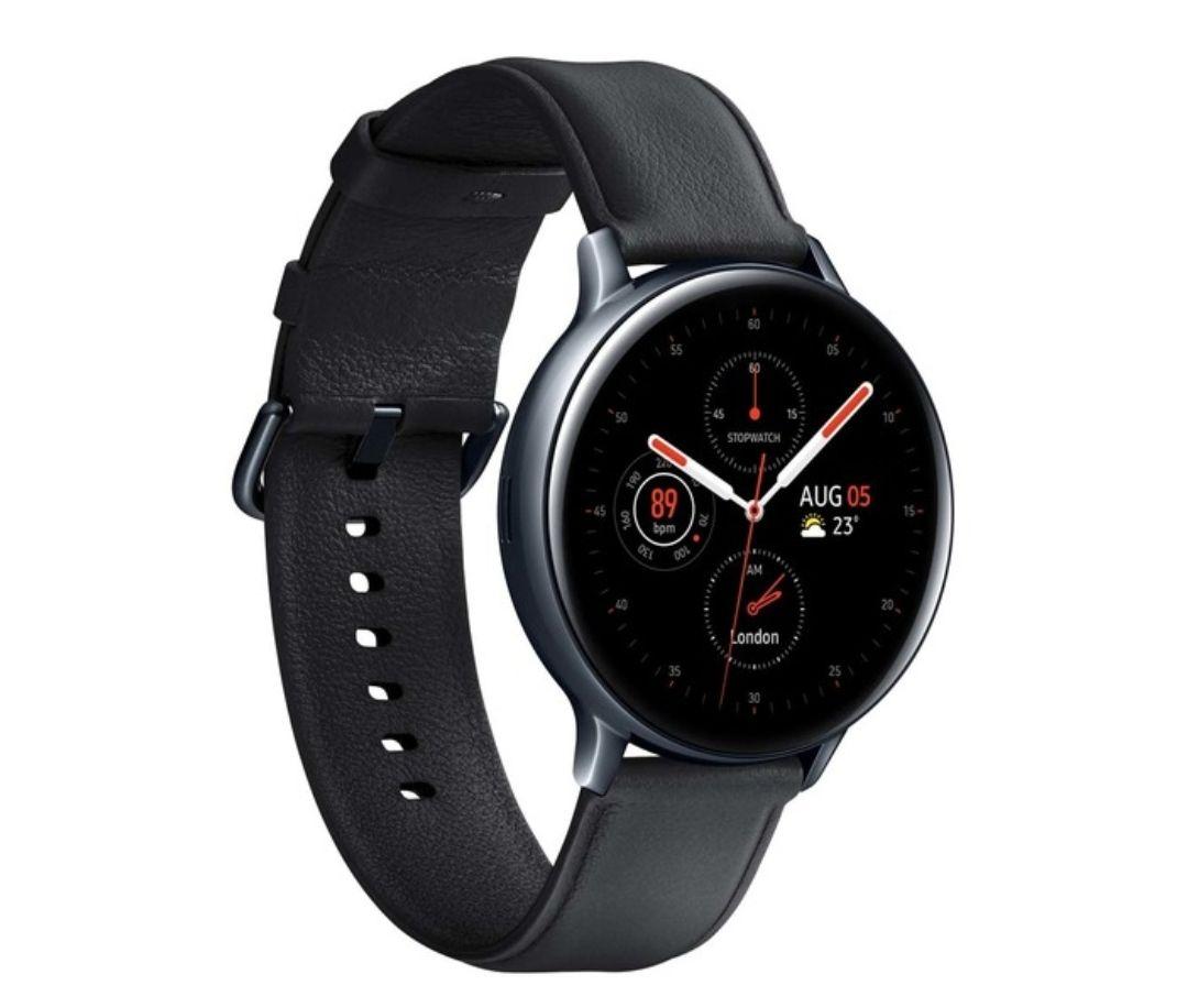 Reloj inteligente Smartwatch Samsung Galaxy Watch Active 2 LTE 44 mm Acero Negro