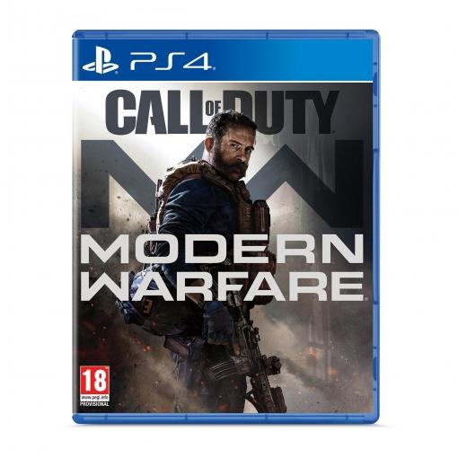 Call Of Dutty Modern Warfare para PS4