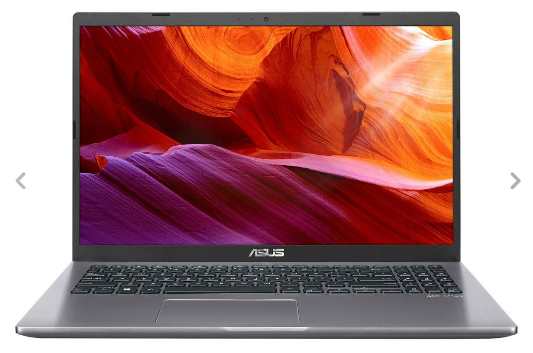 PORTATIL ASUS X509JA-BR112 CORE i3-1005G1 8GB DDR4 SSD 256GB NVMe WIFI