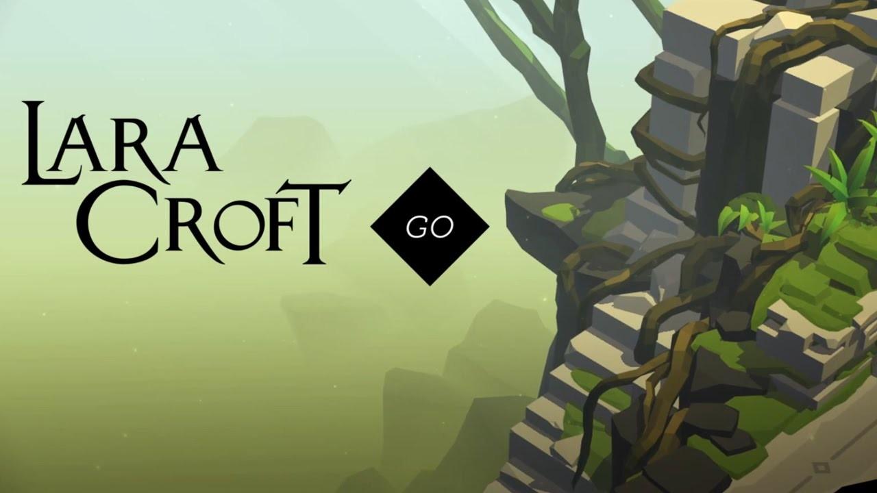 Lara Croft GO Android e iOS GRATIS