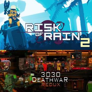 STEAM :: Jugar gratis Risk of Rain 2, Pixel Game Maker MV y Marble Skies (fin de semana)