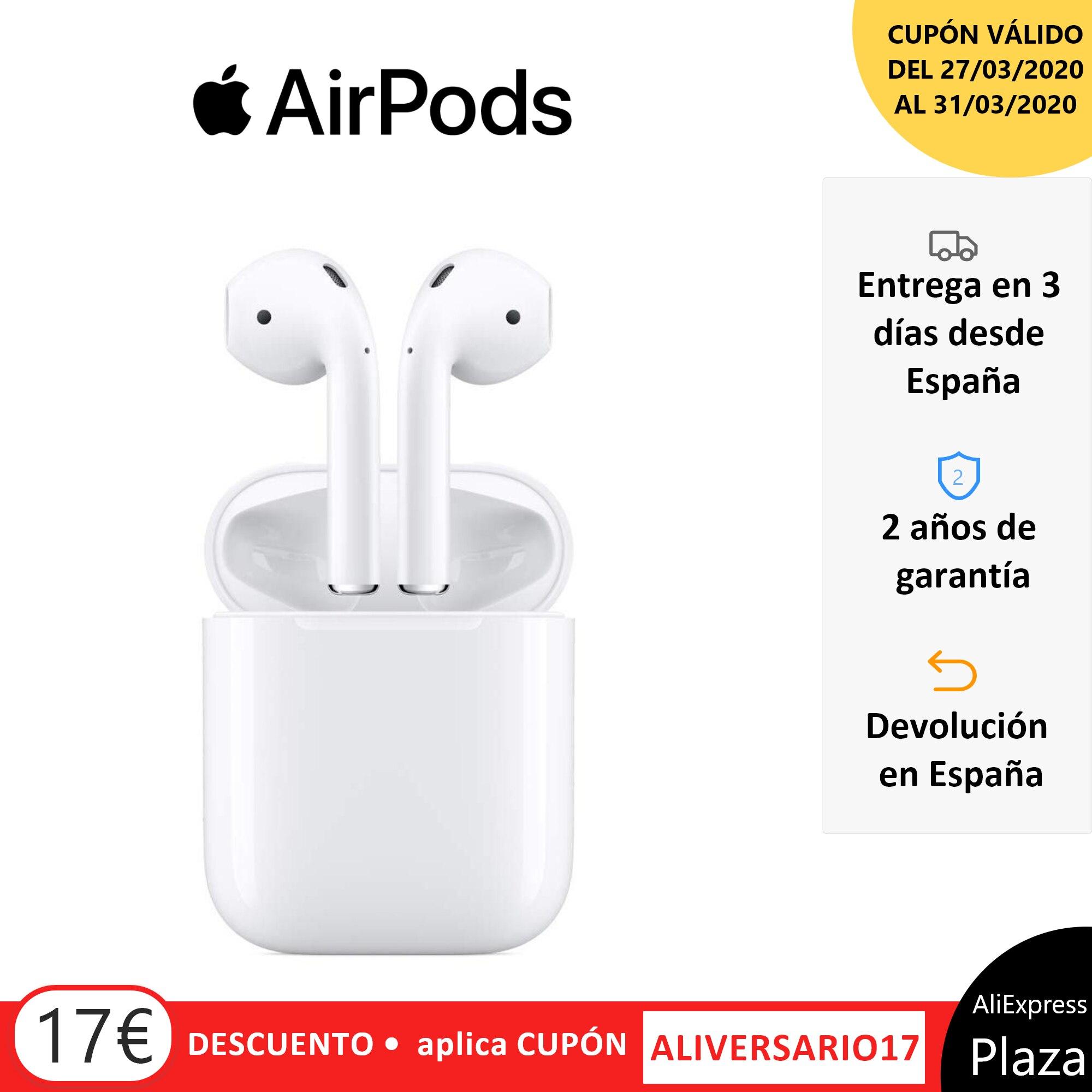 Apple Airpods V2 - Desde España