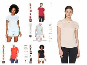 Under Armour UA Qualifier Short Sleeve - Camiseta Mujer ordenado por color y talla.