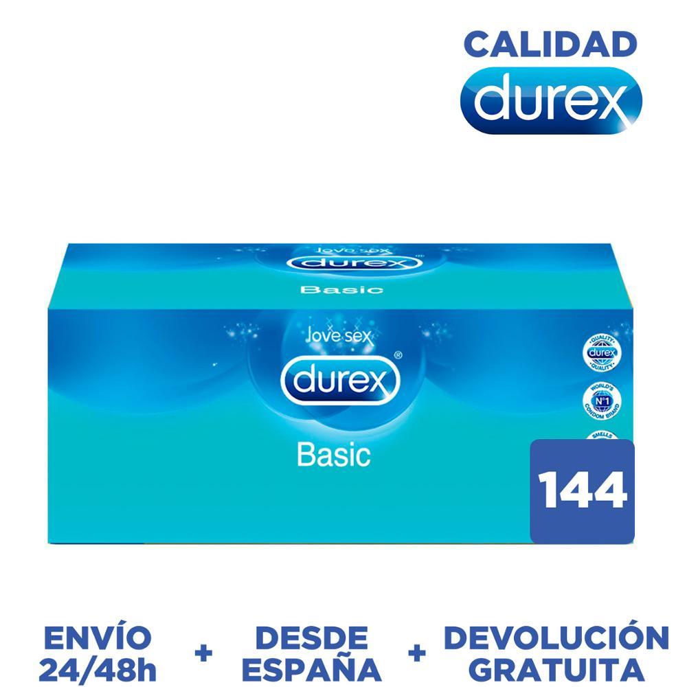 Durex Preservativos Ultrafinos - 144 Condones - [Desde España]