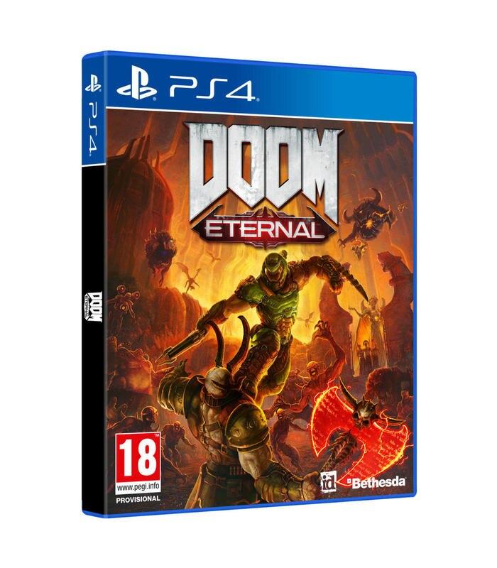 Doom Eternal Ps4 - Desde España