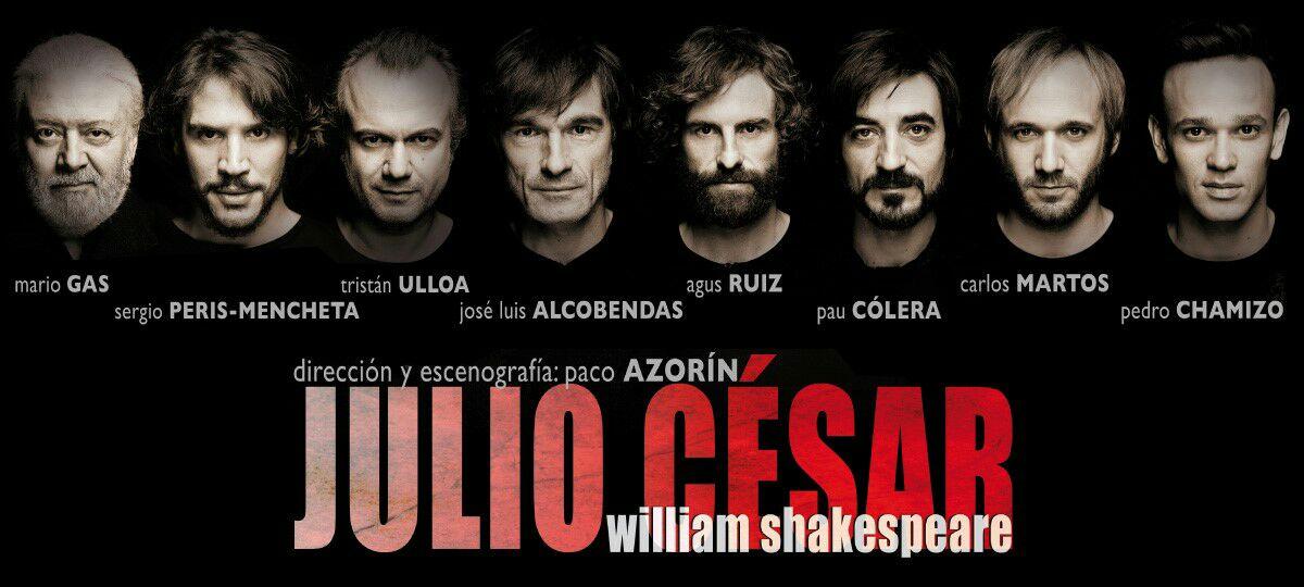 Obra de teatro - Julio Cesar Online #QuedateEnCasa