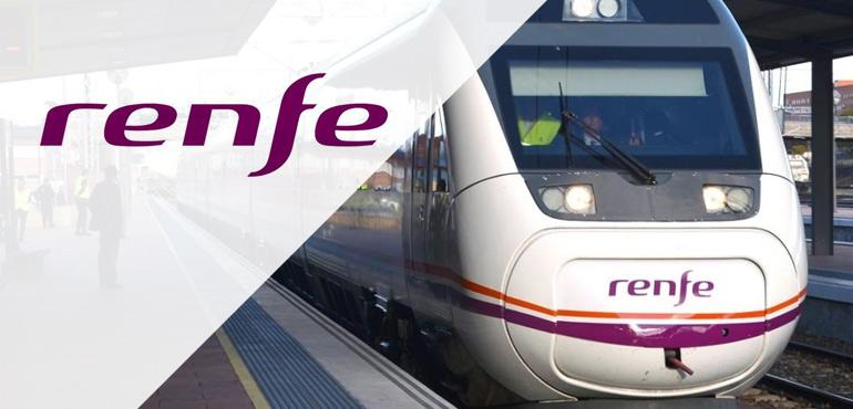 RENFE - Transporte gratuito para sanitarios duramte el periodo de alarma