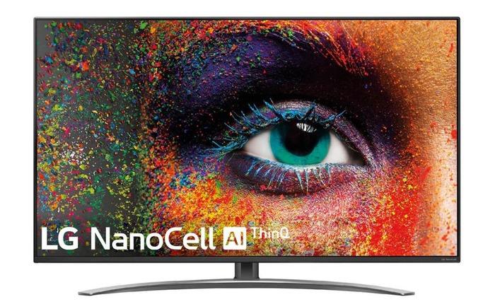 "TV LG 65"" 65SM9010PLA - NanoCell 4K UHD, Full Array, Smart TV IA, Alpha 7, Dolby Atmos/Vision"