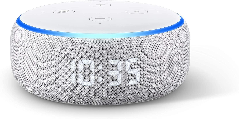 Oferta Flash Alexa Echo Dot con pantalla