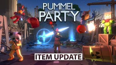 Pummel Party Steam
