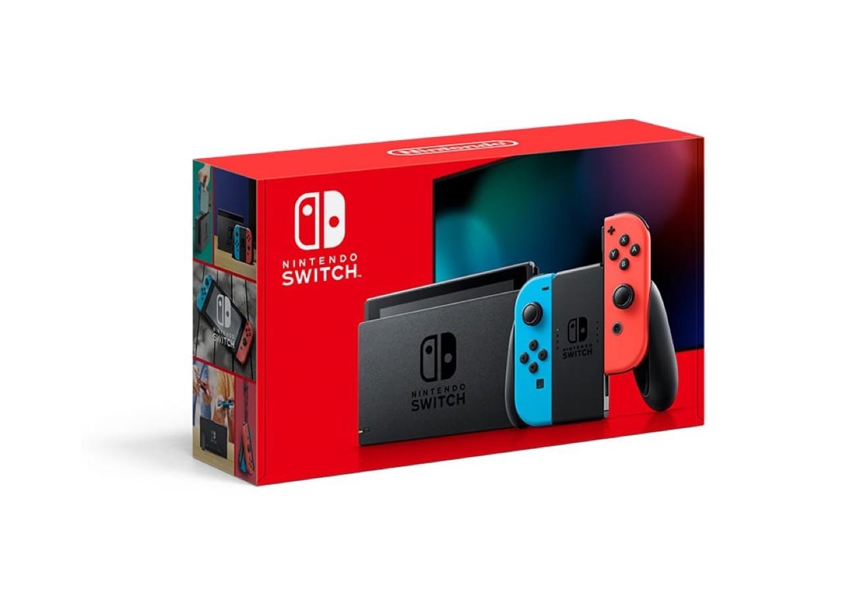 Nintendo Switch Consola Portátil solo 292€ (desde España)