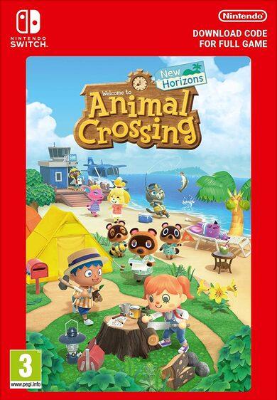 Animal Crossing eShop (Nintendo Switch) KEY Europe