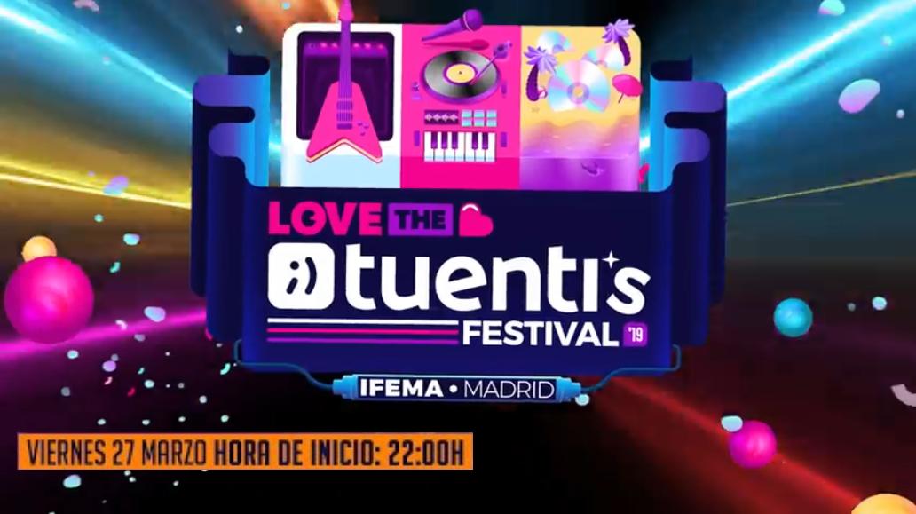 HOY VIERNES 27 A LAS 22.00 - ESTRENO EN DIRECTO - Jumper Brothers & Friends en Love The Tuenti's IFEMA 2019