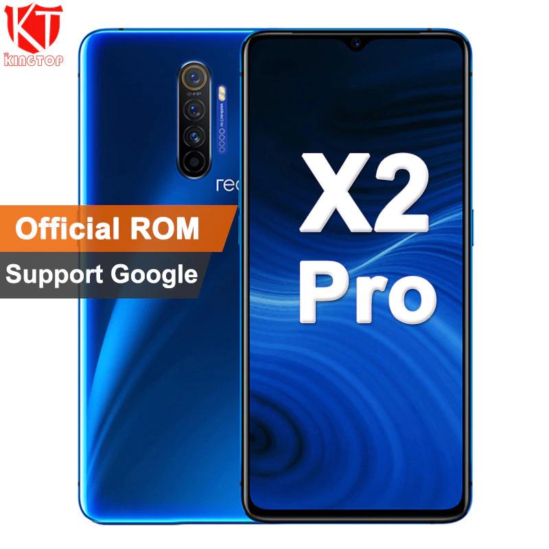 Realme X2 Pro 6G 64G, MÍNIMO HISTÓRICO, Official ROM