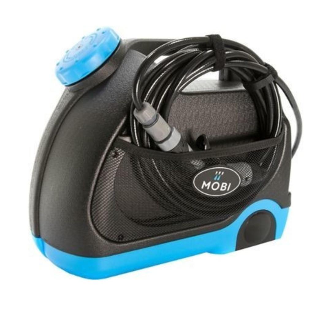 Limpiador portátil a presión para bici Mobi V-15