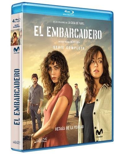 El Embarcadero Blu Ray Serie Completa