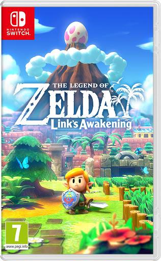 Legend of Zelda Link's Awakening [Solo Ingles]