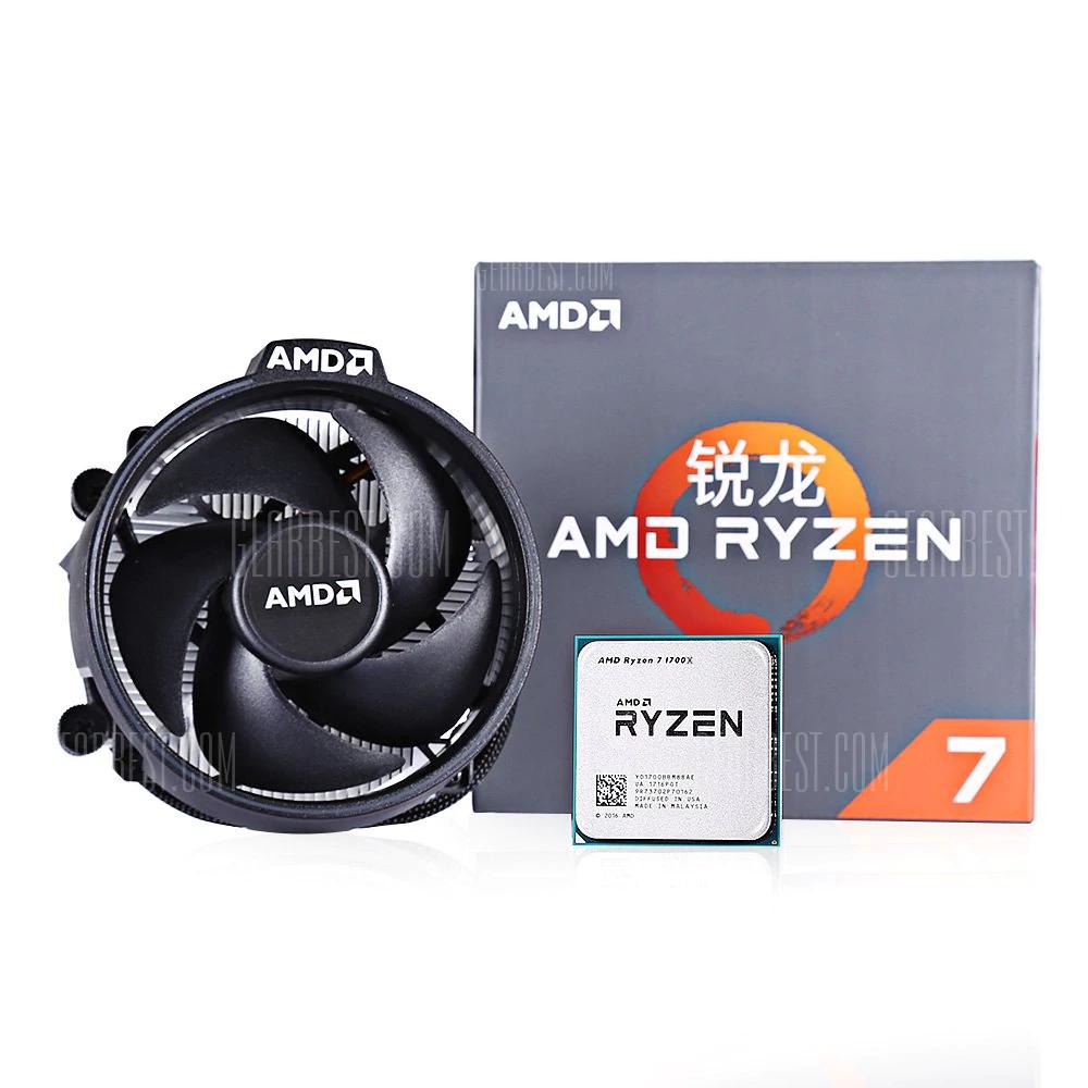 AMD RYZEN 7 1700X 3.4GHZ