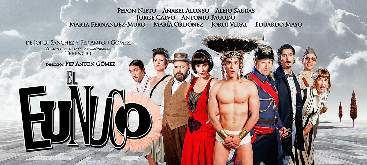 Teatro online - El Eunuco #QuedateEnCasa