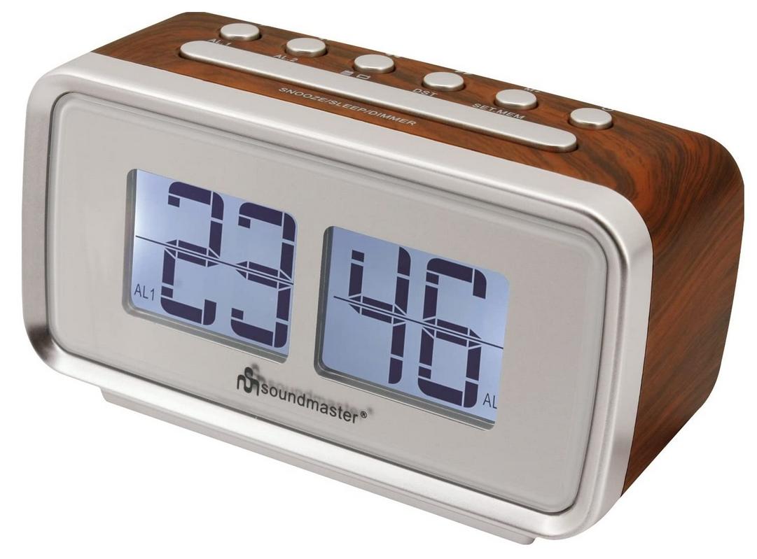 Radio Despertador Soundmaster (REACO)