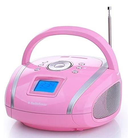 RADIO ROSA USB + SD + MP3 + FM (REACO)