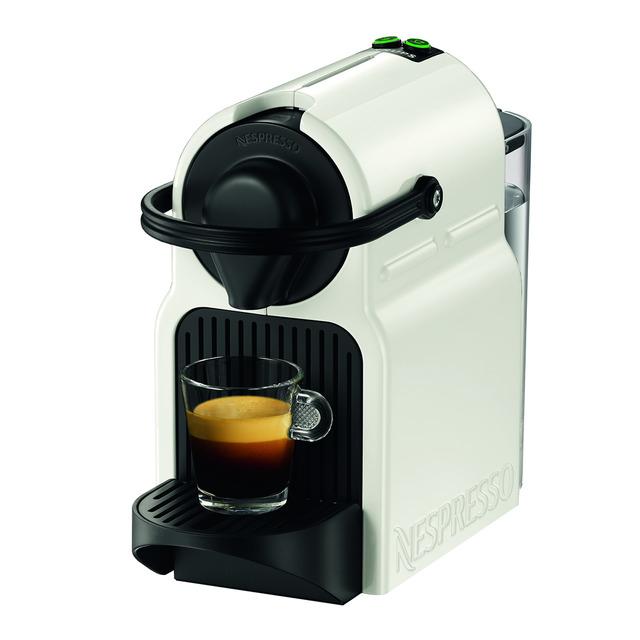 Cafetera espresso automática Krups Inissia XN1001 para cápsulas Nespresso