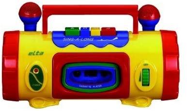 Grabadora de casetes para niños regalada (Temporalmente sin stock)