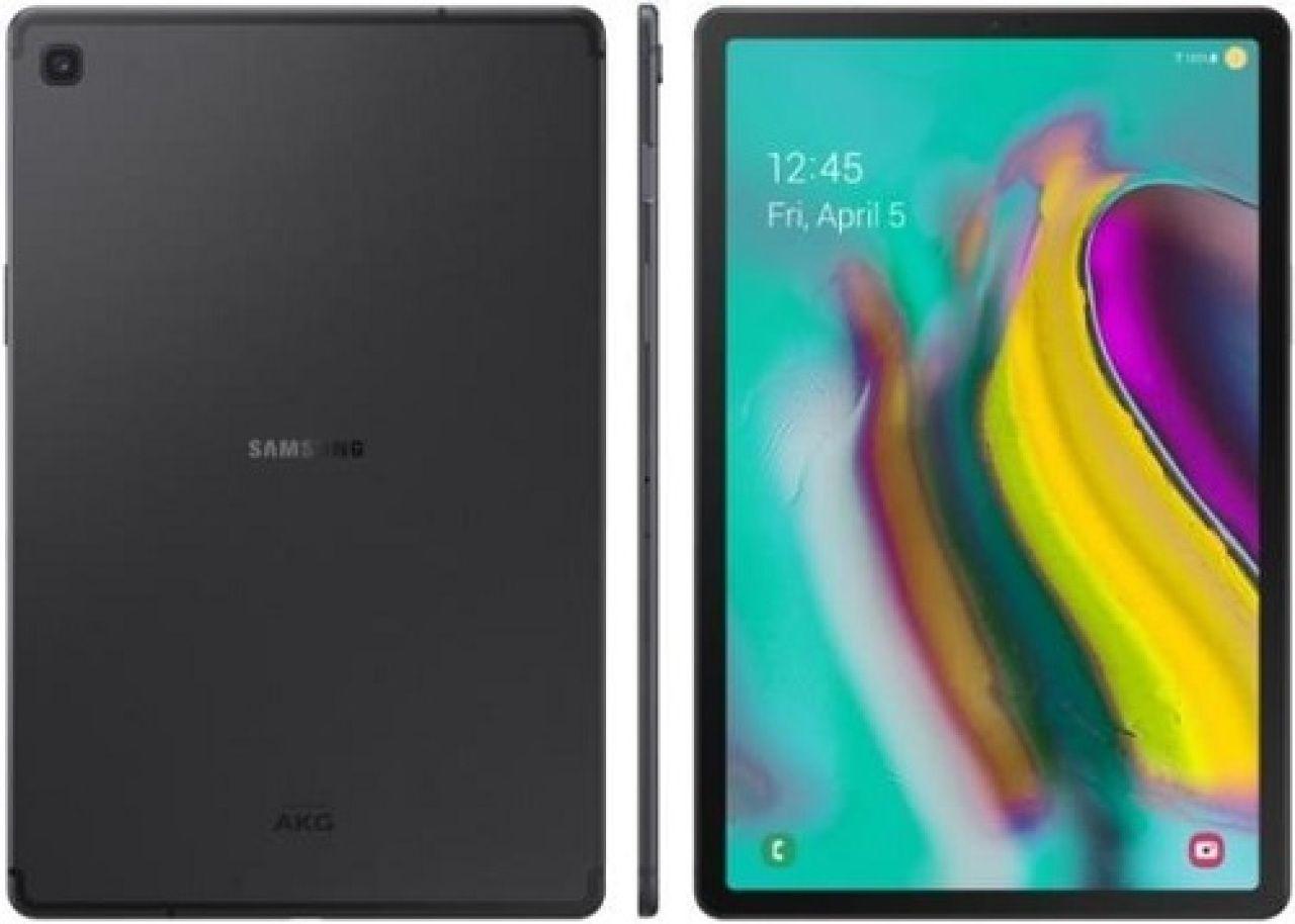 Samsung Galaxy Tab S5e, 64 GB, Negro, WiFi