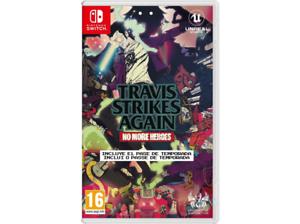 TRAVIS STRIKES AGAIN.Nintendo Switch