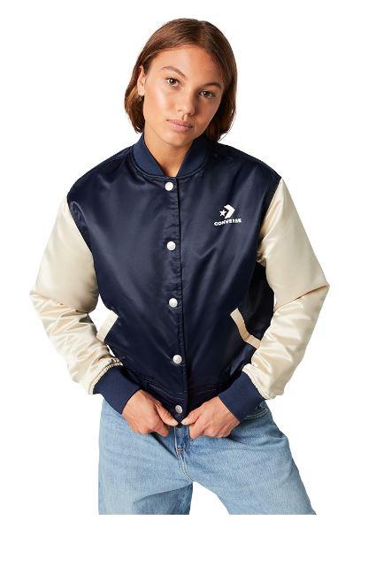 Converse Varsity Jacket mujer.