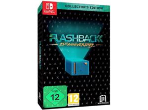 FLASHBACK. EDICION 25 th Aniversario. Nintendo Switch
