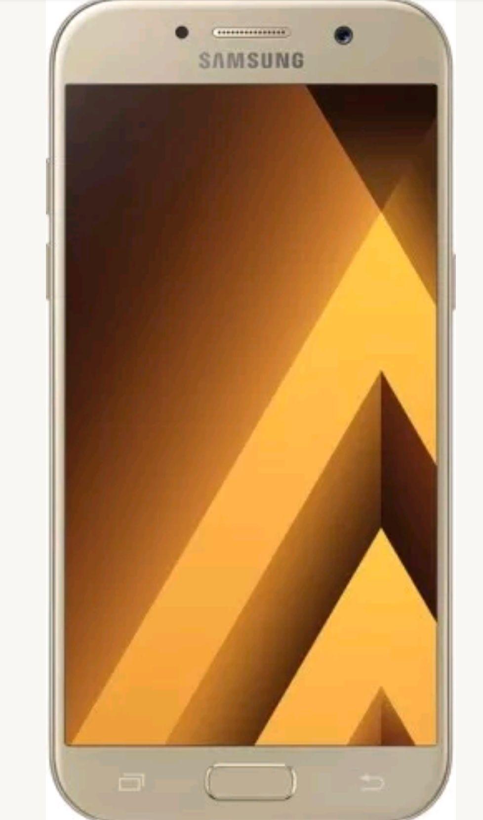 Samsung Galaxy A5 (2017) Dorado Libre Nuevo 2 Años de Garantía
