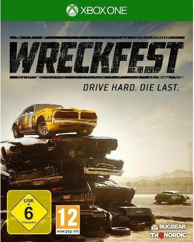 Juego Wreckfest para Xbox One