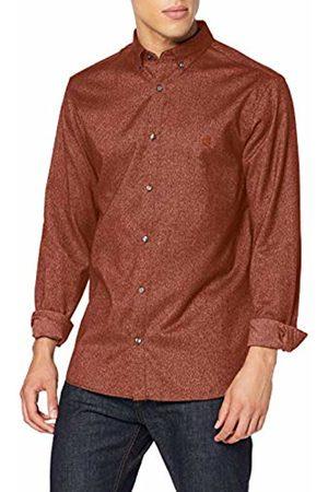 JACK & JONES Twist Shirt L/S STS Camisa para Hombre talla XL.
