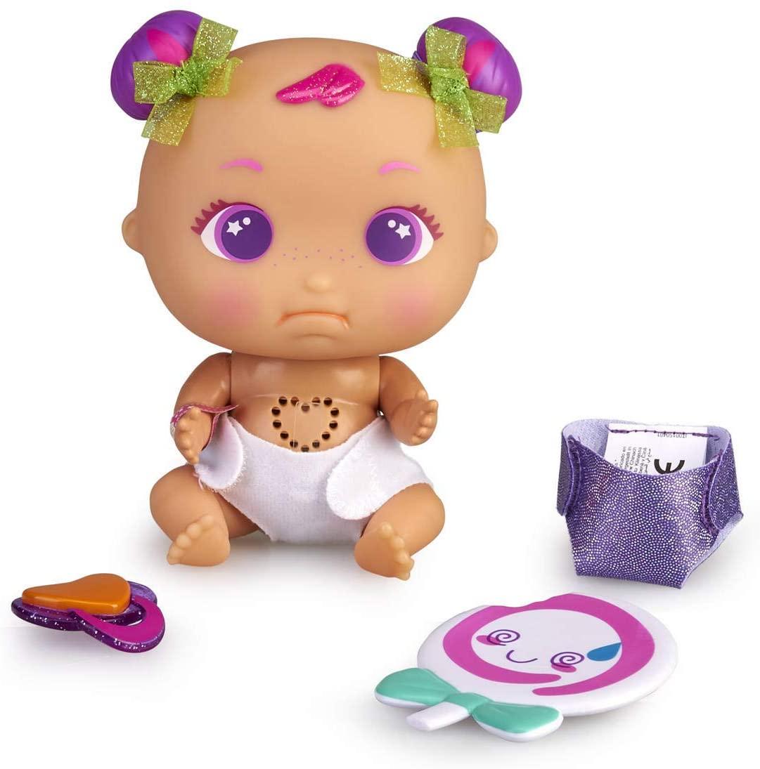 The Bellies-Noni No, Muñeca bebé interactiva, A partir de 3 años