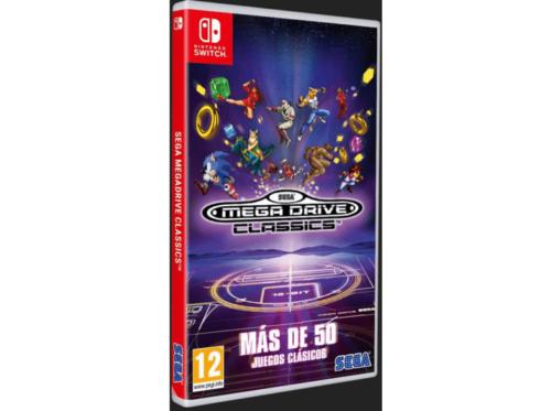 Juego Nintendo Switch Sega Mega drive classics
