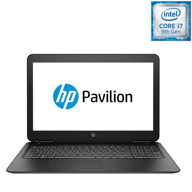 HP I7 9gen + 512GB + 8GB + GTX 1650 764€