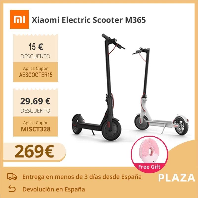 Xiaomi m365 + taza Game Over ( 242,64€ Desde España!!!)