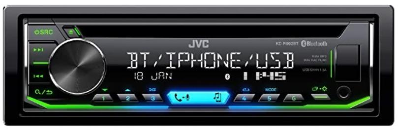 RADIO CD BLUETOOTH JVC KD-R992BT (REACO)
