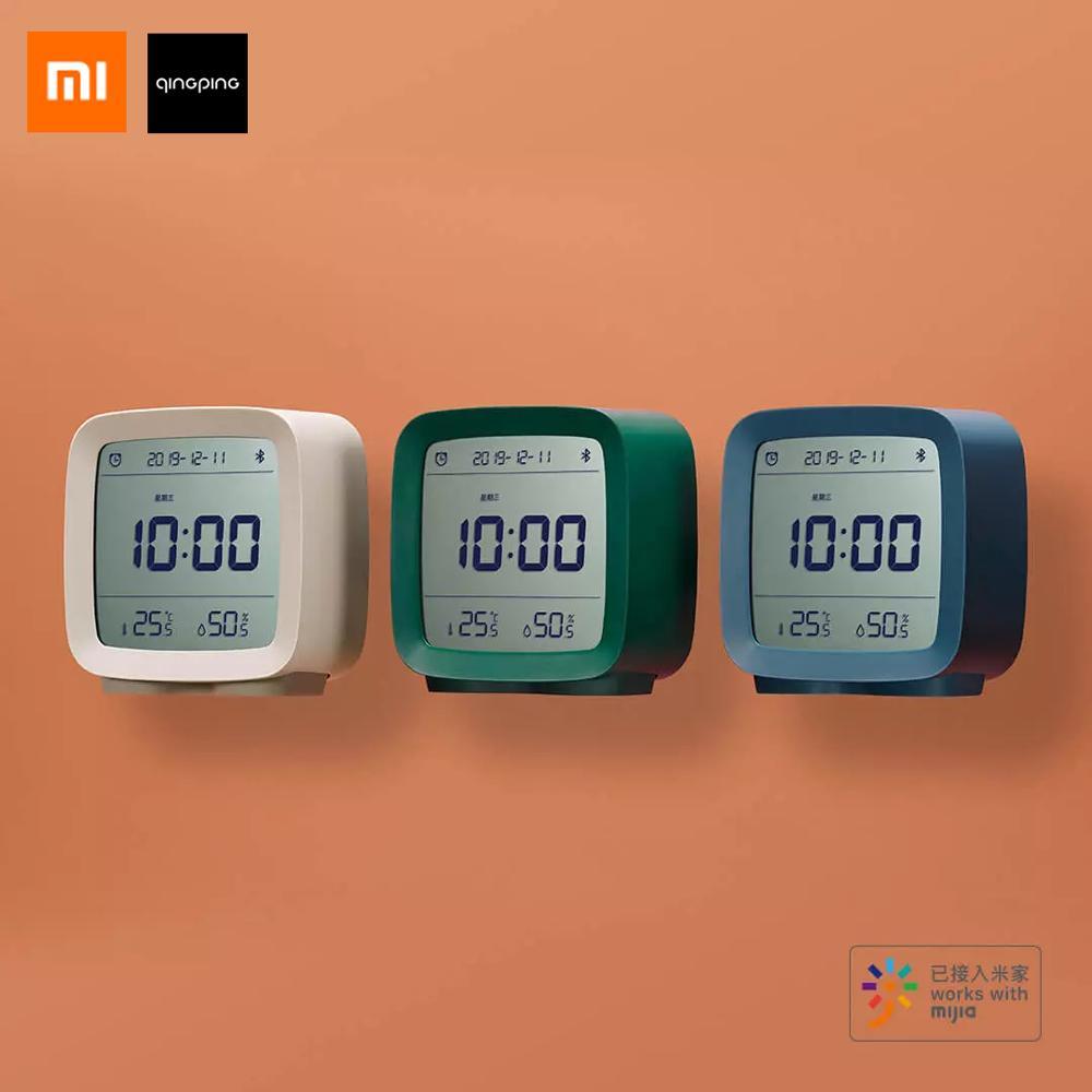 Reloj Mijia Youpin Bluetooth, Sensor de temperatura, humedad precio mínimo