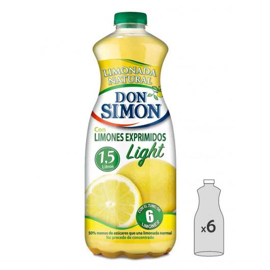 6 euros 9 litros de limonada