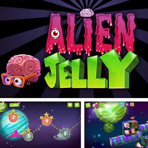 Alien Jelly: Un puzzle diferente (IOS)