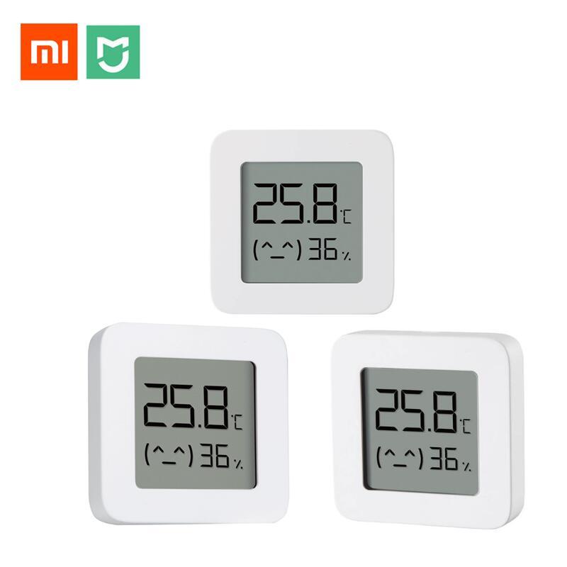 Pack 3 unidades Xiaomi Mijia temperatura y humedad