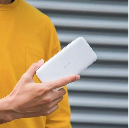 Xiaomi batería externa Redmi 10000mAh. Envío desde España.