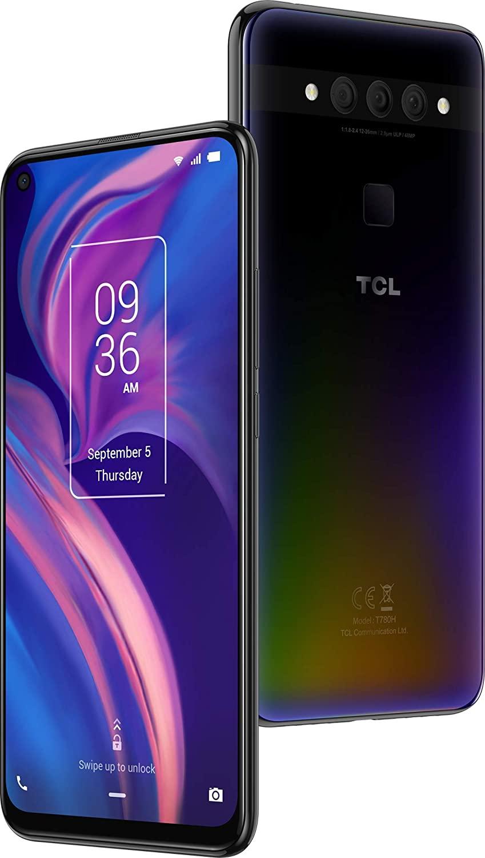"""TCL PLEX – Smartphone de 6.53"""" (Octacore Snapdragon 675, RAM de 6GB, memoria interna de 128GB)"""
