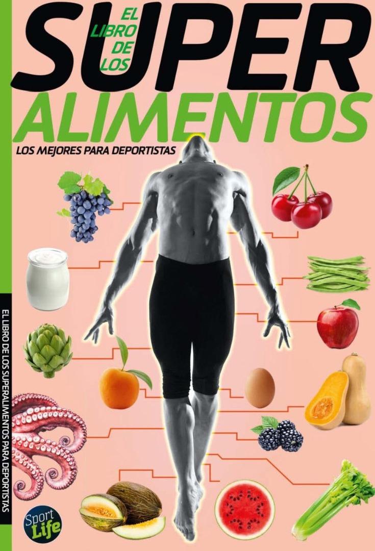 Revista SportLife: Libro de los Superalimentos (GRATIS)