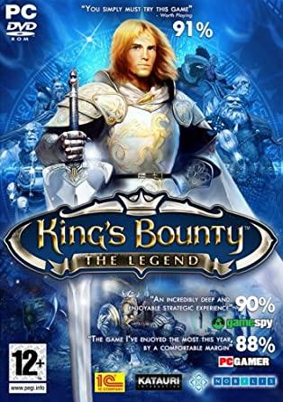 King's Bounty - The Legend GRATIS