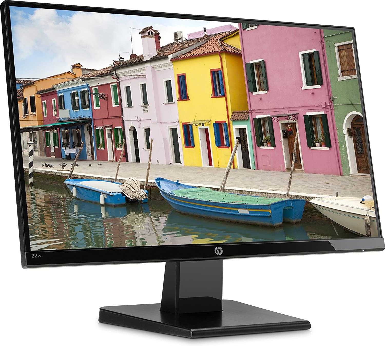 Monitor Hp 22W IPS sólo 69€